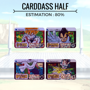 Carddass Half
