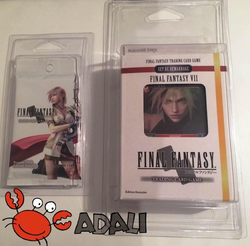 Le Starter deck Final Fantasy VII