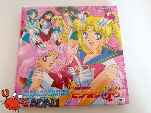 Carddass Station Carddass françaises Sailor Moon
